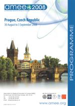 AMEE 2008 - Prague (Czech Republic)